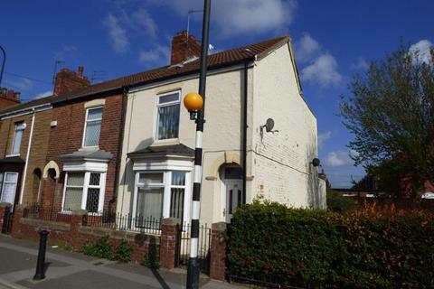3 bedroom end of terrace house for sale - New Bridge Road, Hull