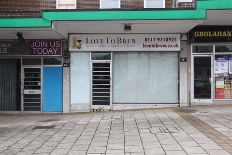 Shop to rent - Brislington Hill, Brislington, Bristol