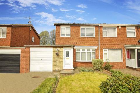 3 bedroom semi-detached house for sale - Ladybank, Newcastle Upon Tyne, Tyne And Wear