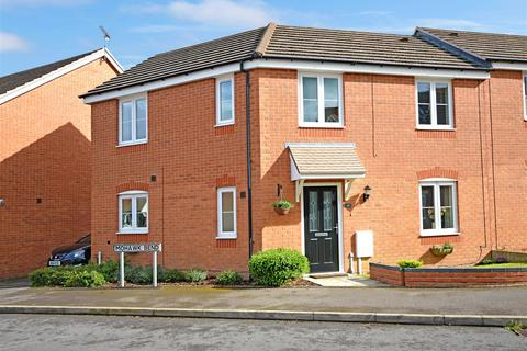 3 bedroom semi-detached house for sale - Mohawk Bend, Bannerbrook Park, Coventry