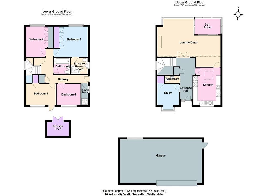 Floorplan: 10 Admiralty Walk, Seasalter,  Whitstable (1).jpg