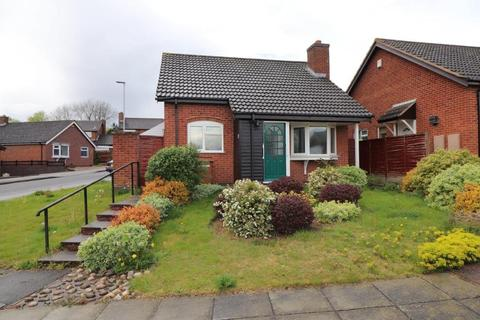 2 bedroom detached bungalow for sale - Canterbury Drive, Melton Mowbray
