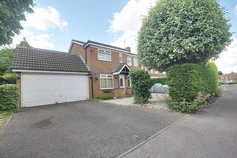 4 bedroom detached house for sale - Crosslands Meadow, Colwick