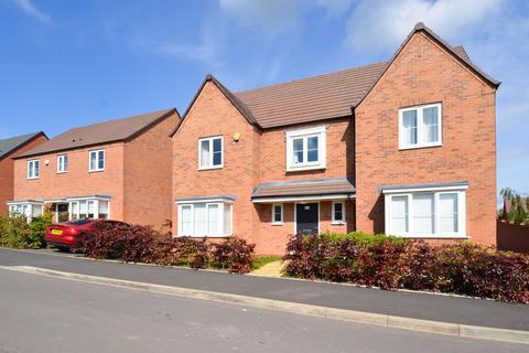4 bedroom detached house for sale - Aero Way, Cofton Hackett, Birmingham, B45