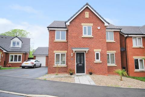 4 bedroom detached house for sale - Mccorquodale Gardens, Newton-le-Willows, WA12