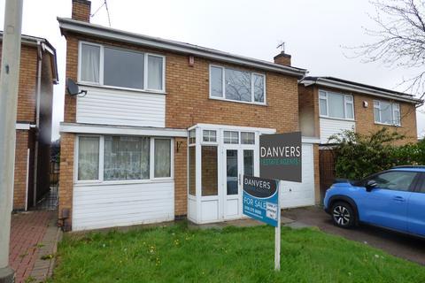 4 bedroom detached house for sale - Badgers Close, Beaumont Leys