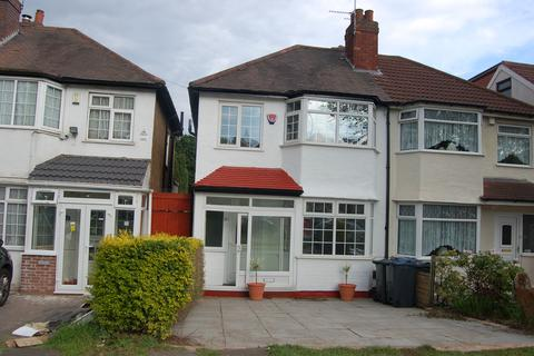 3 bedroom semi-detached house to rent - Cateswell Road, Birmingham B11