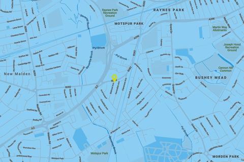Residential development for sale - Burlington Road, New Malden