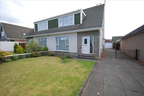 3 bedroom semi-detached house for sale - Murray Avenue, Saltcoats