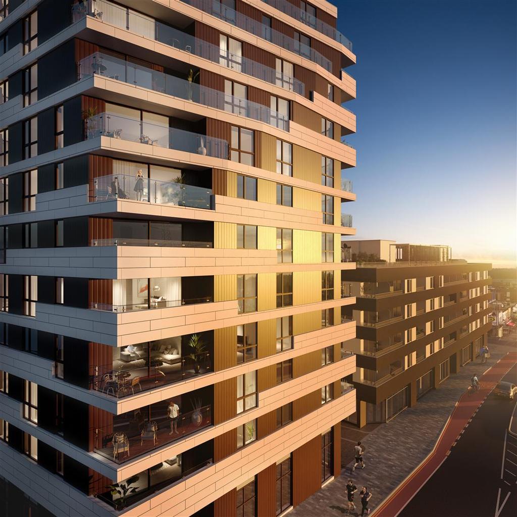 Bridgeview Apartments: Motion, Lea Bridge, E10 2 Bed Apartment