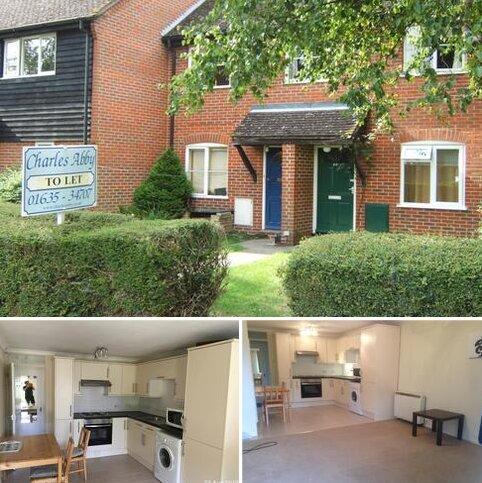 Studio to rent - Crawford Place, Northcroft Park, Newbury RG14