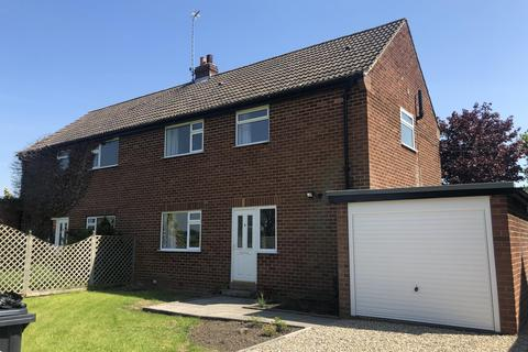 3 bedroom semi-detached house to rent - The Avenue, Wighill Park, Tadcaster