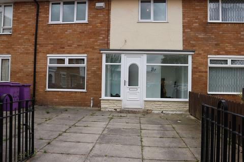 3 bedroom terraced house for sale - Broomhill Close, Liverpool, Merseyside. L27 1XT