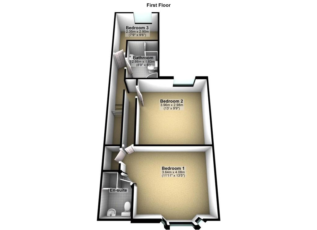 Floorplan 2 of 2: Floor 1