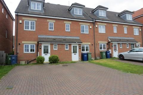 3 bedroom townhouse to rent - Radcliffe Close, St James Village, Gateshead, NE8 3JZ