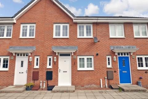 2 bedroom terraced house to rent - Arkless Grove, The Grove, Consett, Durham, DH8 8AB