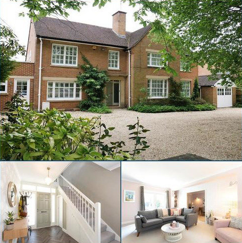 3 bedroom detached house for sale - Christchurch Road, Cheltenham, Gloucestershire, GL50