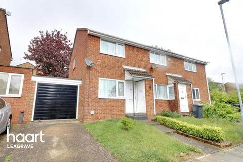 2 bedroom semi-detached house for sale - Brussels Way, Luton