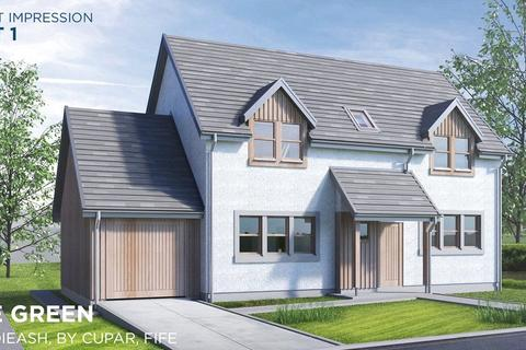 3 bedroom detached house for sale - Plot 1 The Green, Foodieash, Fife, KY15