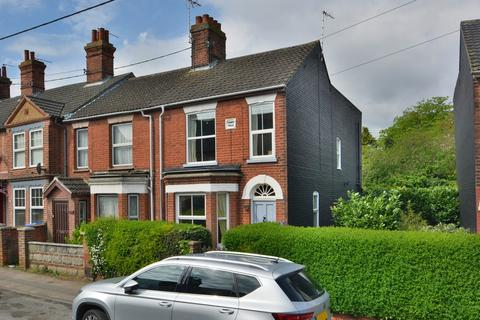 3 bedroom end of terrace house for sale - Grove Road, Beccles