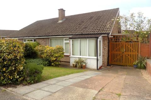 2 bedroom semi-detached bungalow for sale - Cliston Avenue, Exmouth