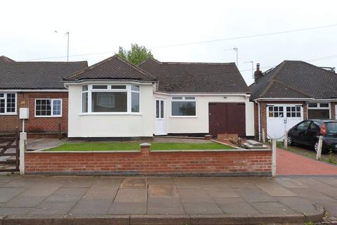 3 bedroom detached bungalow for sale - Verdale Avenue, Leicester