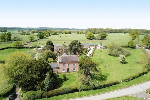4 bedroom detached house for sale - Podmore House, Podmore, near Eccleshall, Staffordshire