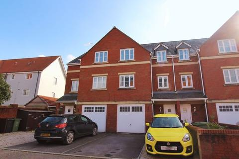 4 bedroom terraced house for sale - Seabrook Mews, off Topsham Road