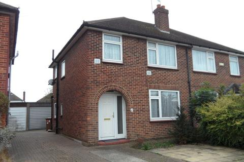 3 bedroom semi-detached house to rent - Commercial Road, Staines-upon-Thames