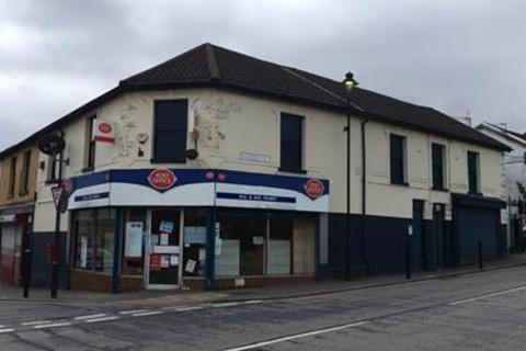 Shop for sale - 1 Bargoed Terrace, Treharris, Mid Glamorgan, CF46