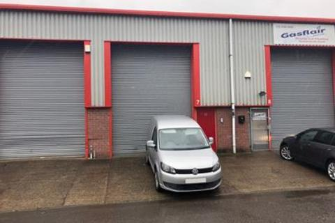 Industrial unit to rent - Unit 7 Roundabout Court, Bedwas House Industrial Estate, Caerphilly, CF83