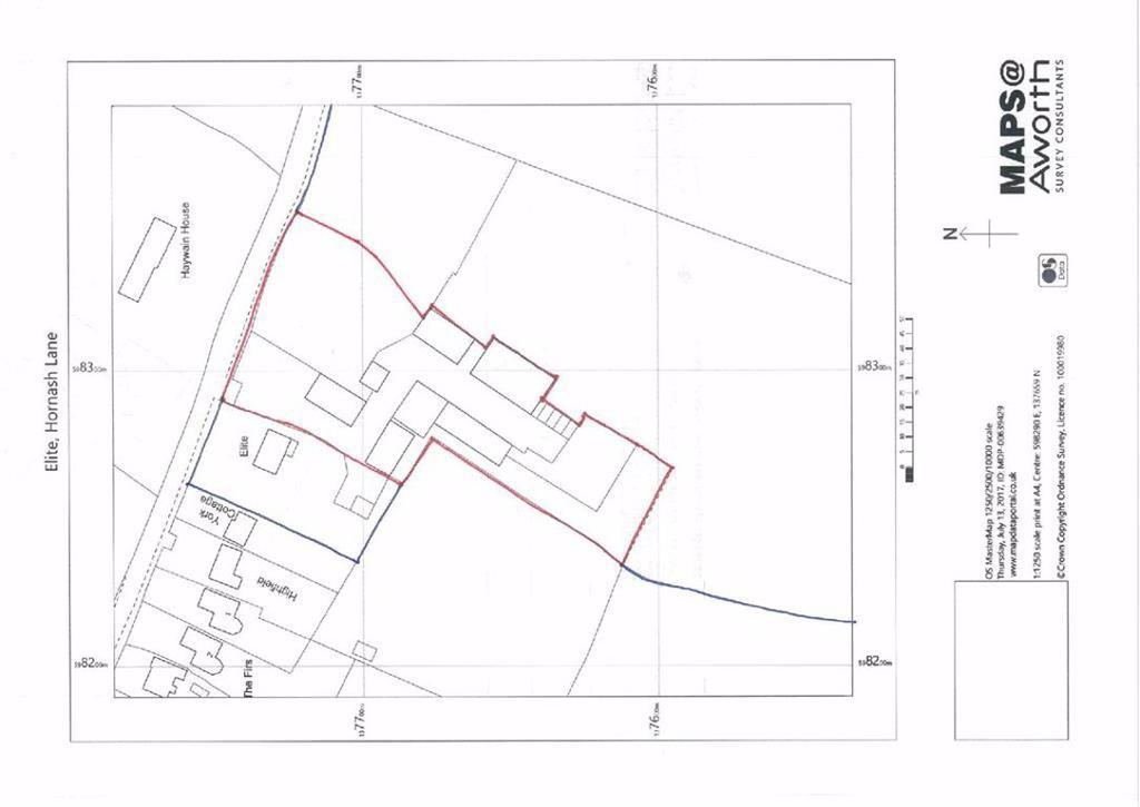 Hornash Lane, Ashford, Kent Land for sale