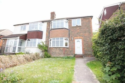 3 bedroom semi-detached house to rent - Westfield Crescent, Patcham, Brighton