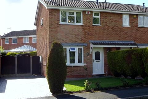 3 bedroom semi-detached house for sale - Appledore Drive, Oakwood, Derby