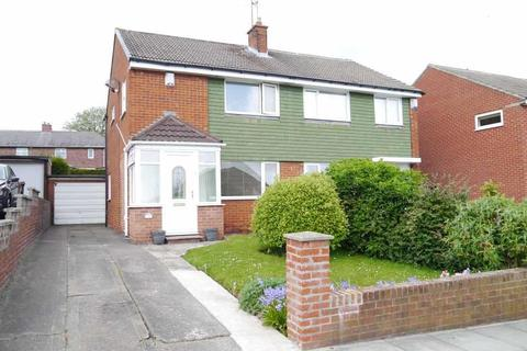 3 bedroom semi-detached house for sale - Cheswick Drive, Gosforth, Newcastle Upon Tyne