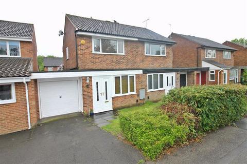 2 bedroom semi-detached house to rent - Wallingford, Bradville, Milton Keynes, MK13