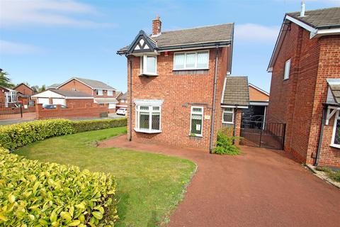 3 bedroom detached house for sale - Chesterwood Road, Burslem, Stoke-On-Trent