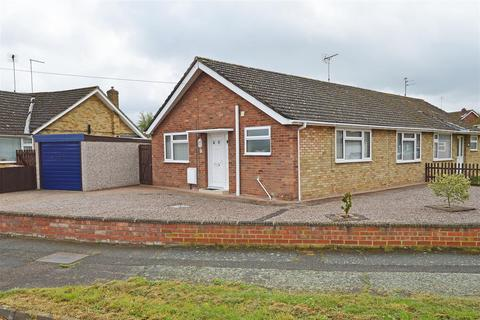 2 bedroom semi-detached bungalow for sale - Salisbury Road, Werrington Village, Peterborough