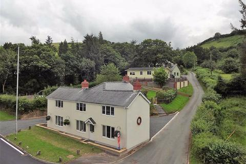 4 bedroom detached house for sale - Minffordd, Cemmaes Road, Machynlleth, Powys, SY20