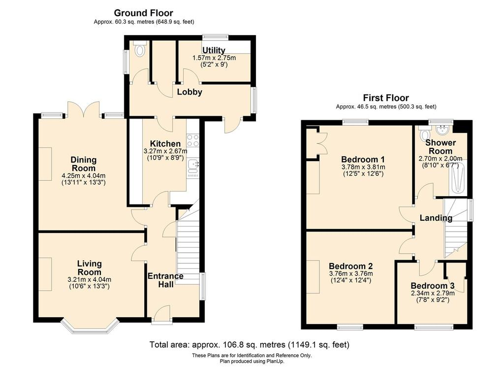 Floorplan: Littlebrook, Weobley, Herefordshire, Floorplan.JPG