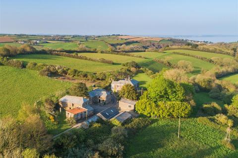 5 bedroom farm house for sale - Gorran Churchtown