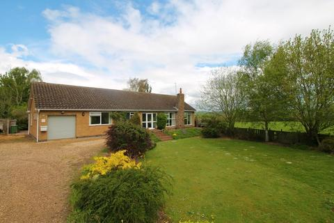 4 bedroom detached bungalow for sale - Hall Close, Weston By Welland