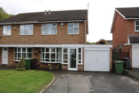 3 bedroom semi-detached house for sale - Ullenhall Road, Knowle