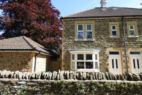 3 bedroom townhouse for sale - High Street, Winterbourne, BRISTOL