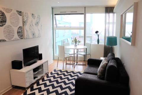 1 bedroom flat to rent - The Cube West, City Centre