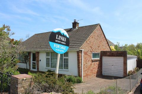 2 bedroom detached bungalow for sale - Springfield Road, Exmouth
