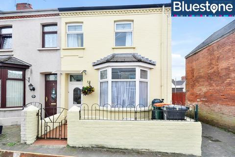2 bedroom end of terrace house for sale - York Road, Newport