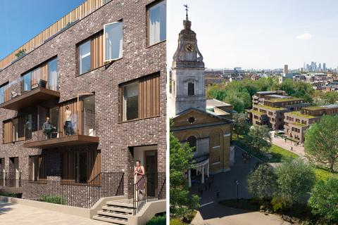 2 bedroom flat for sale - Wyles House, Prodigal Square, London, E8