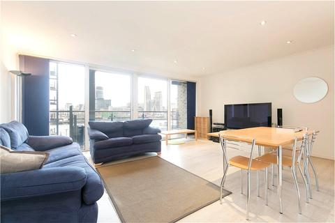 3 bedroom apartment to rent - Boardwalk Place, Canary Wharf, London, E14