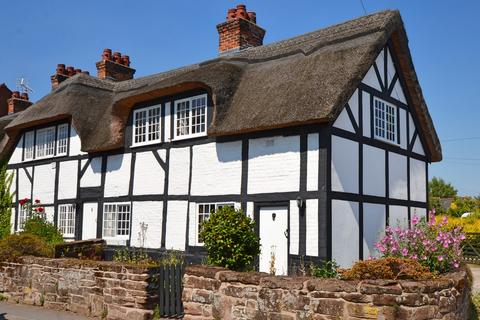 2 bedroom end of terrace house for sale - Black & White Cottages, High Street, Farndon, CH3